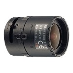 "12VM412ASIR - CCTV lens - vari-focal - manual iris - 1/2"" - C-mount - 4 mm - 12 mm - f/1.2"