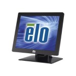 "ELO Touch Solutions Desktop Touchmonitors 1517L AccuTouch Zero-Bezel - LED monitor - 15"" - touchscreen - 1024 x 768 - 250 cd/m2 - 700:1 - 25 ms - VGA - black E999454"