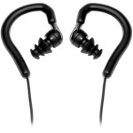Pyle Waterproof Marine Headphones Earbuds Compatible with MP3 Players & iPods PWPE10B