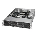 Supermicro SC826 BE16-R920LPB - Rack-mountable - 2U - SATA/SAS - hot-swap 920 Watt - black
