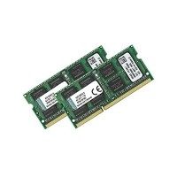 Kingston 16GB 1333MHz DDR3 Non-ECC CL9 SODIMM (Kit of 2) KVR13S9K2/16