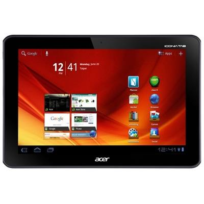Acer ICONIA TAB A Series A200-10g08w NVIDIA Tegra 2 Dual Core Mobile Processor - 1GB RAM, 8GB Flash Memory, 10.1