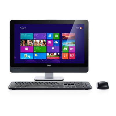 Dell OptiPlex 9010 AIO - Core i3 3225 3.3 GHz - Monitor : LED 23
