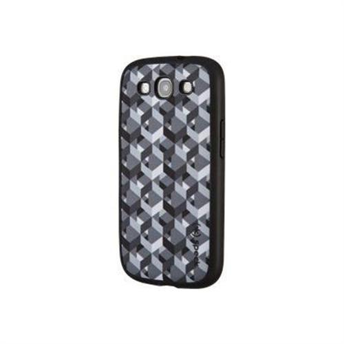 Speck Products Fabshell Grey Galaxy Siii