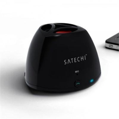SatechiBT Swift Bluetooth Portable Speaker with Microphone for MP3 Players, iPhone, Android Phones, and iPad(B008FSEA0K)