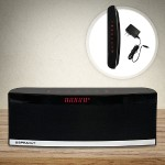 Spracht Blunote + Chat Portable Wireless Bluetooth Speaker - Black WS-4012