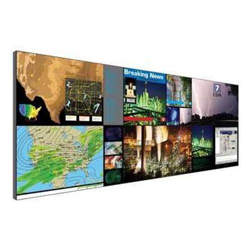 "Planar Clarity Matrix LCD Video Wall MX55 with ERO - 55"" LED-backlit LCD flat panel display"