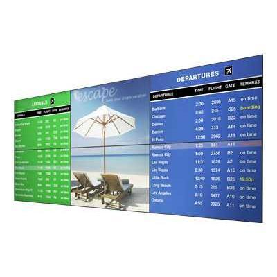 Planar Clarity Matrix LCD Video Wall LX46 with ERO - 46