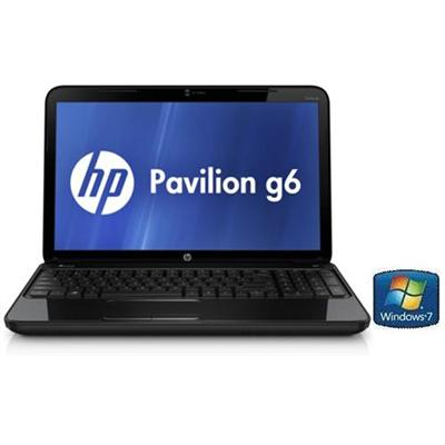 HP Pavilion g6-2129nr Intel Core i5-2450M 2.50GHz Notebook PC - 6GB RAM, 640GB HDD, 15.6