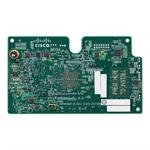 Cisco UCS Virtual Interface Card 1240 - Network adapter - 10 GigE, 10Gb FCoE - 4 ports - for UCS B200 M3 Blade Server UCSB-MLOM-40G-01=