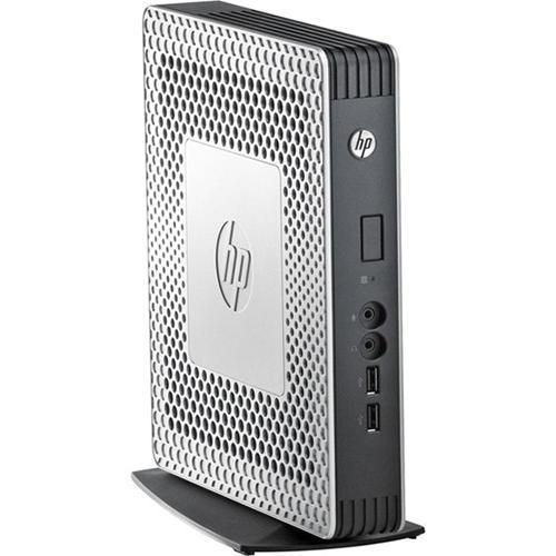 HP Smart Buy t610 AMD Dual-Core T56N 64-bit APU 1.65GHz Flexible Thin Client - 4GB RAM, 16GB Flash, no HDD, Gigabit Ethernet, 802.11a/b/g/n