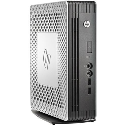 HP Smart Buy t610 PLUS AMD Dual-Core T56N APU 1.65GHz Flexible Thin Client - 4GB RAM, 16GB Flash, no HDD, Gigabit Ethernet, 802.11a/b/g/n