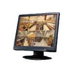 "PLCD15V - LCD monitor - 15"" - 1024 x 768 - 250 cd/m² - 600:1 - 8 ms - VGA - speakers"