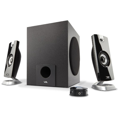 Cyber Acoustics CA-3090 Flat Panel Speaker System