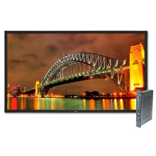"NEC Displays 40"" Digital Signage Solution with X401S & OPS Computer"