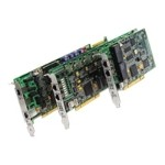 Brooktrout TR1034 - Voice/fax board - PCI - 33.6 Kbps - analog ports: 8