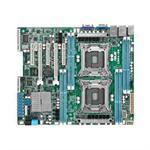 Z9PA-D8 - Motherboard - ATX - LGA2011 Socket - C602-A - USB 3.0 - 2 x Gigabit LAN - onboard graphics