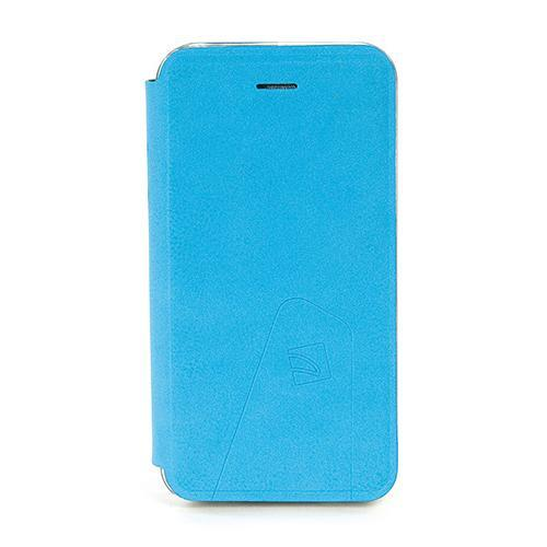 Tucano Libretto Soft Eco-Leather/Polycarbonate case with landscape viewing & typing functionality, Sky Blue