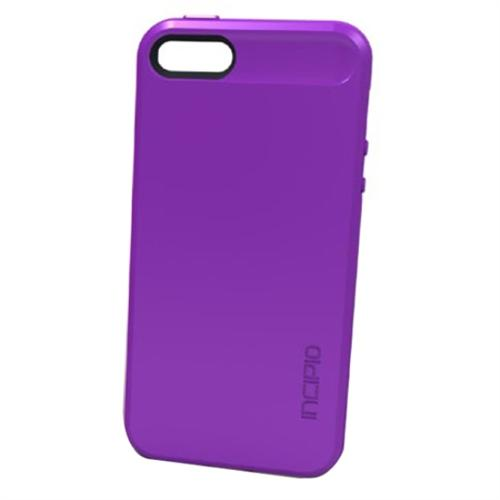 Incipio NGP Matte for iPhone 5 - Translucent Purple