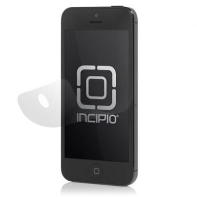 Incipio Screen Protector for iPhone 5 Clear - 2 Pack (CL-477)