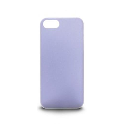 The Joy Factory Tutti for iPhone 5 - Two-tone Transluecent Hardshell Case - Blue/White