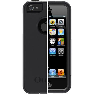 Otterbox iPhone 5 & 5s Commuter Series - Black (77-21912)