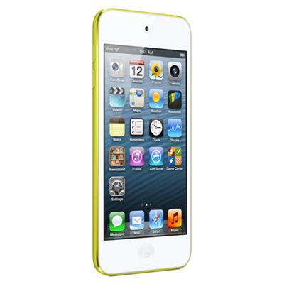 Apple iPod touch 64GB Yellow (5th Generation) (MD715LL/A)