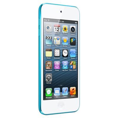 AppleiPod touch 64GB Blue (5th Generation)(MD718LL/A)