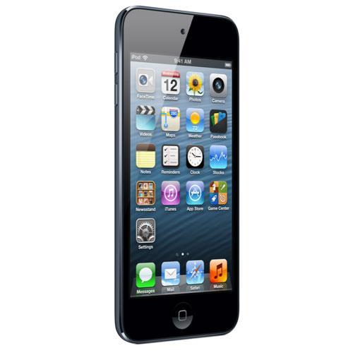 Apple iPod touch 64GB Black (5th Generation) (MD724LL/A)