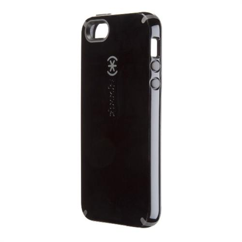Speck Products CandyShell Clossy Case for iPhone 5 - Black/Slate