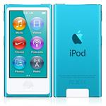 Apple iPod nano 16GB Blue (7th Generation) with Engraving MD477LL/A