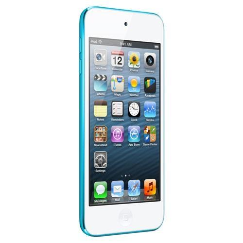 Apple iPod touch 64GB Blue (5th Generation) with Engraving