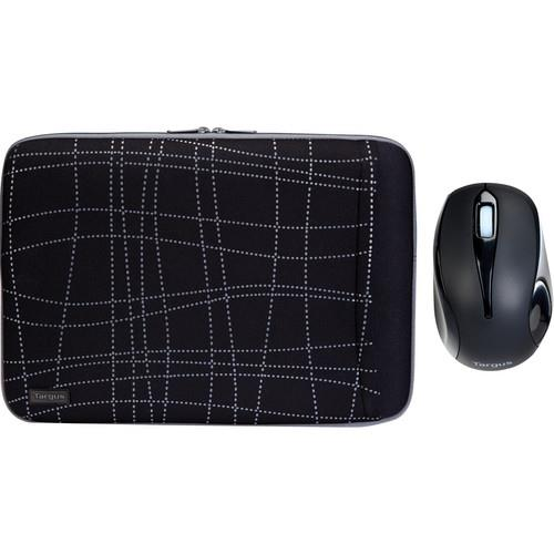 Targus Laptop Sleeve & Wireless Mouse - notebook accessories bundle