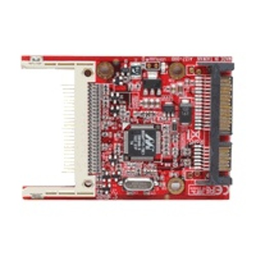 Aleratec Compact Flash (CF) to SATA Adapter - card reader - Serial ATA
