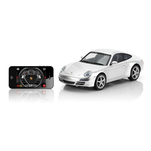 Silverlit Bluetooth Remote Control Porsche 911 Car for iPhone, iPad and iPod