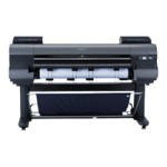 "Canon imagePROGRAF iPF8400 - 44"" large-format printer - color - ink-jet - Roll (44 in) - USB, Gigabit LAN 6565B002AA"
