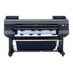 """imagePROGRAF iPF8400 - 44"""" large-format printer - color - ink-jet - Roll (44 in) - USB, Gigabit LAN"""
