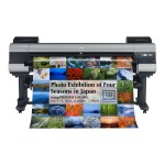 "imagePROGRAF iPF9400S - 60"" large-format printer - color - ink-jet - Roll (60 in) - USB, Gigabit LAN"