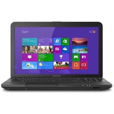 Toshiba Satellite C855-S5346 Intel Celeron 847 1.1GHz Notebook - 4GB RAM, 320GBHDD, 15.6