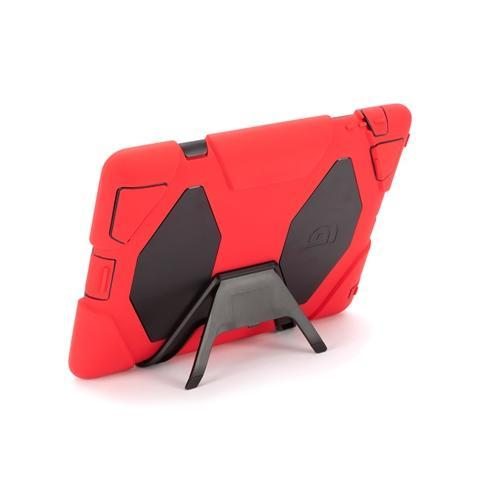 Griffin Survivor for iPad 2, iPad 3, and iPad 4 - Red / Black and Black