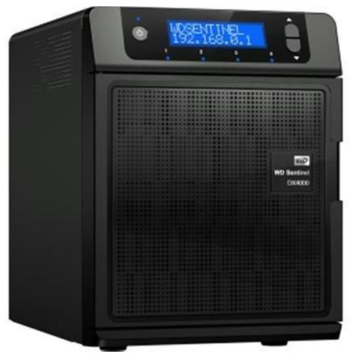 WD Sentinel DX4000 16TB - Small Office Storage Server with Complete Data Protection