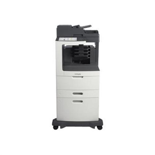 Lexmark MX812dxme - multifunction printer ( B/W )