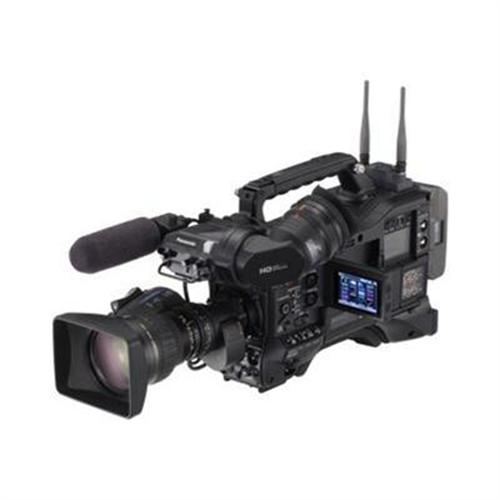 Panasonic P2 HD-AJ-HPX3100 - camcorder - P2 Card