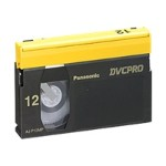AJ-P12M - DVCPRO tape - 1 x 12min