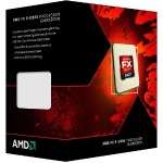 Advanced Micro Devices Black Edition -  FX 8320 - 3.5 GHz - 8-core - 8 threads - 8 MB cache - Socket AM3+ - Box FD8320FRHKBOX