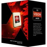 8-Core FX-8350 4.0GHz Socket AM3+ Black Edition Boxed Processor
