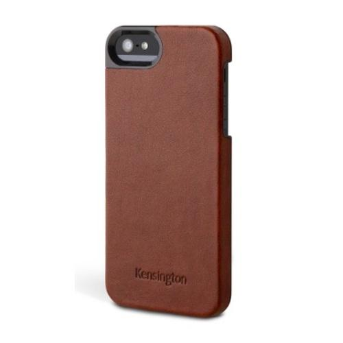 Kensington Leather Texture Case for iPhone 5/5s - Brown