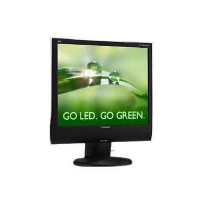 ViewSonic VG732m-LED - LED monitor - 17