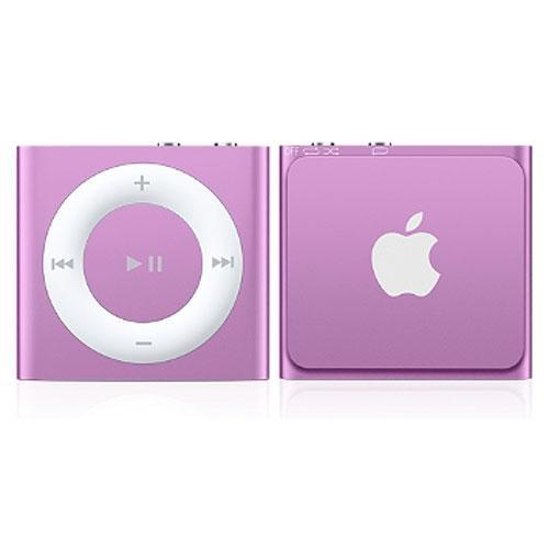 Apple iPod shuffle 2GB Purple (4th Generation) with Engraving
