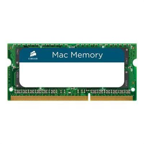 Corsair Memory Mac Memory - DDR3 - 8 GB - SO DIMM 204-pin